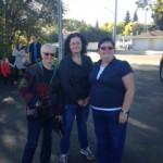 Kathy, Pauline, Corrine